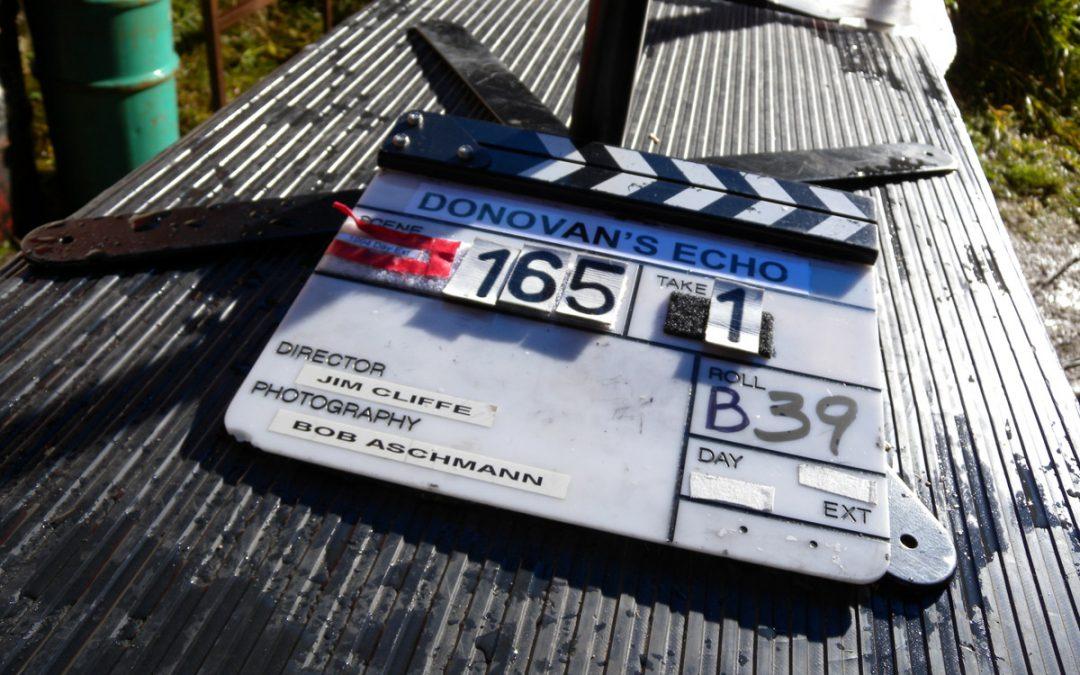 DIRECTOR JIM CLIFFE USES DÉJÀ VU TO PEN FIRST FEATURE
